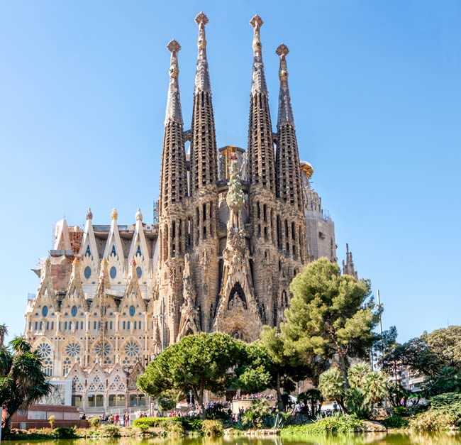 football experience with visit to sagrada familia