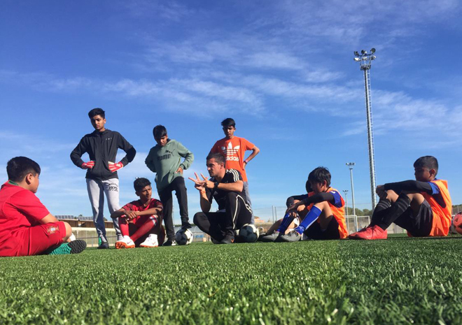 """THE 11 DAY """"ULTIMATE"""" EXPERIENCE F.C. BARCELONA"""